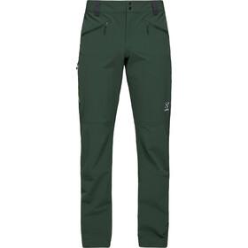 Haglöfs Morän Spodnie Mężczyźni, zielony